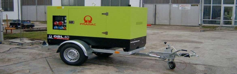 Remorci transport generator